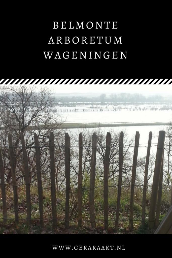 Belmonte Arboretum Wageningen
