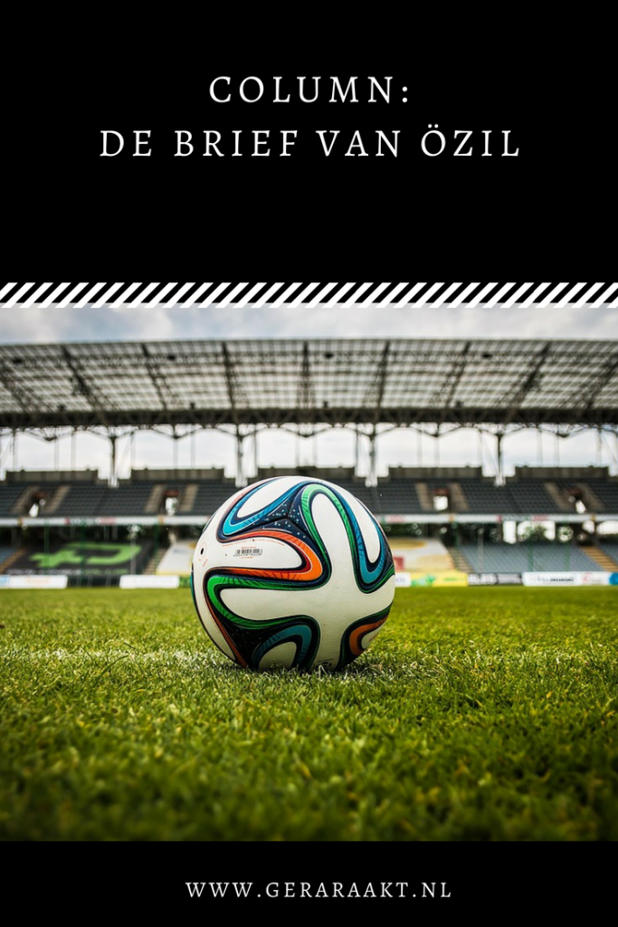 Brief van Özil