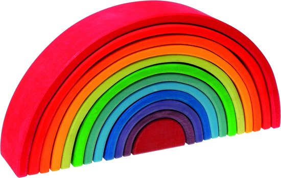 Cadeautjes meisje 3 jaar; Grimm's regenboog