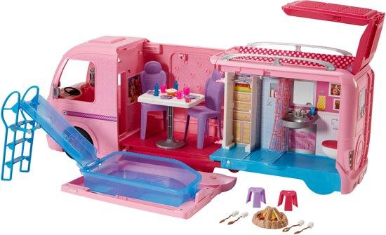 Barbie Droomcamper cadeau voor meisje 3 jaar