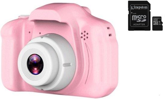 Fotocamera cadeautje voor meisjes