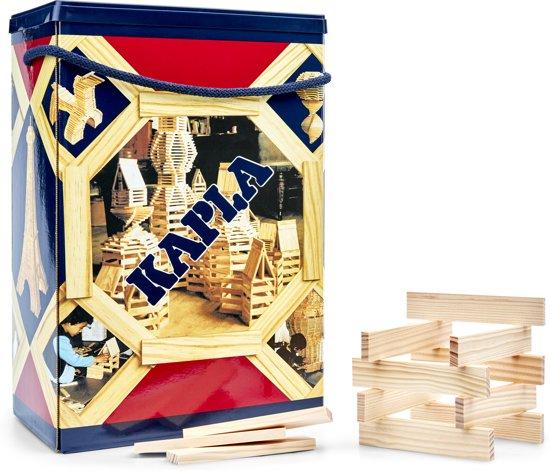Kapla kopen; Het mooiste speelgoed voor kinderen met een open einde