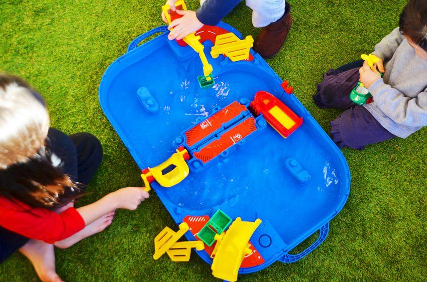 Waterbaan; De leukste waterbanen voor kinderen; BIG en Aquaplay