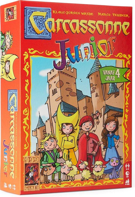 Gezelschapsspel voor peuters en kleuters Carcassonne junior