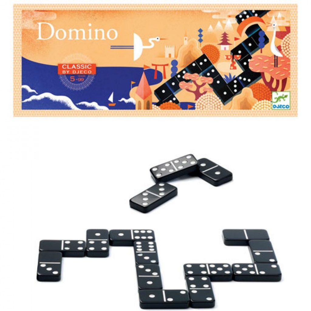 Domino; Gezelschapsspel