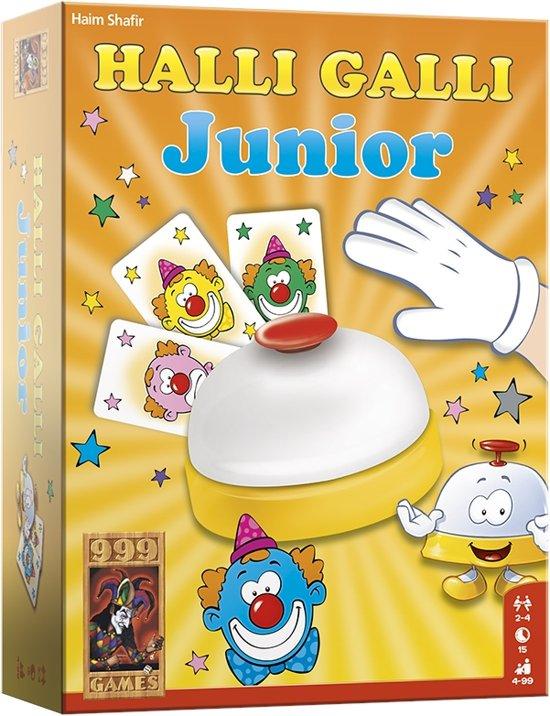 Halli Galli Junior gezelschapsspel voor peuters en kleuters