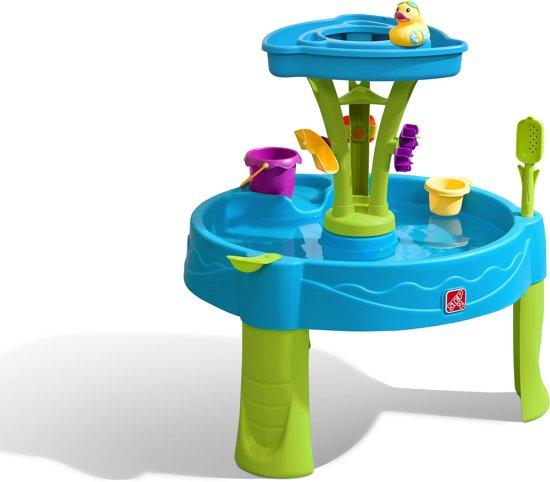 Step2 Watertafel Summer Showers Splash Tower