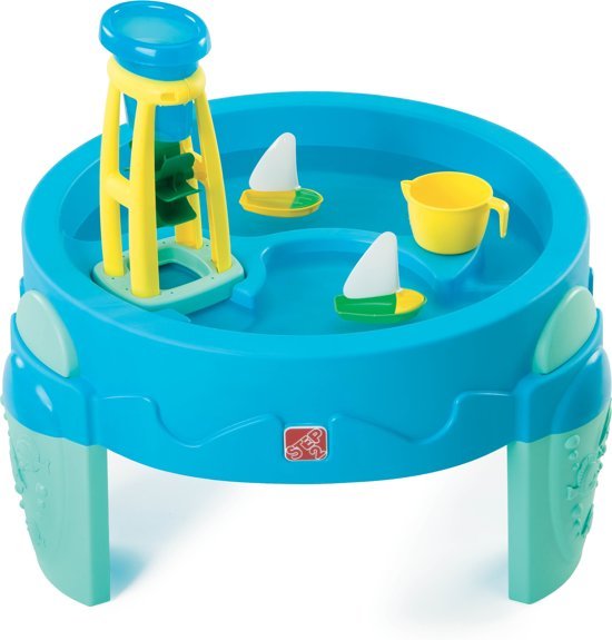Step2 Water Wheel Play Table