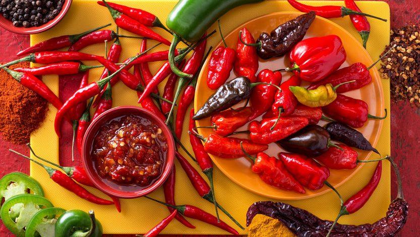 Recepten voor Surinaamse sambal & Indische sambal badjak