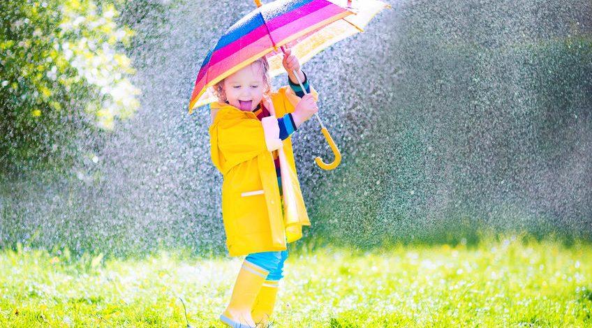 De leukste paraplu's voor kinderen