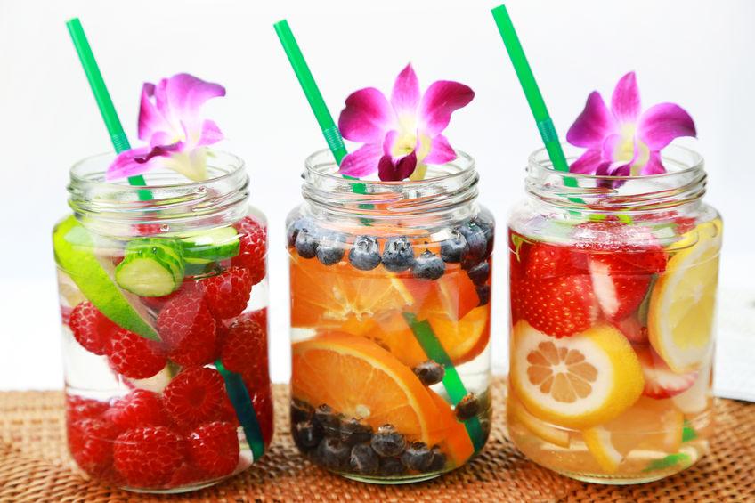 Fruitwater recepten | Zomerse drank zonder suiker! + Tips