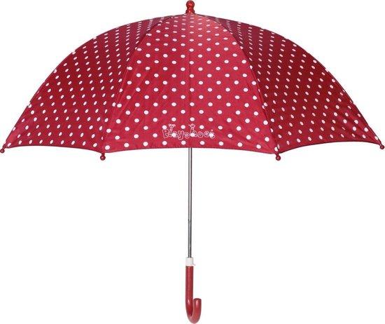 Kinder paraplu met stippen kopen