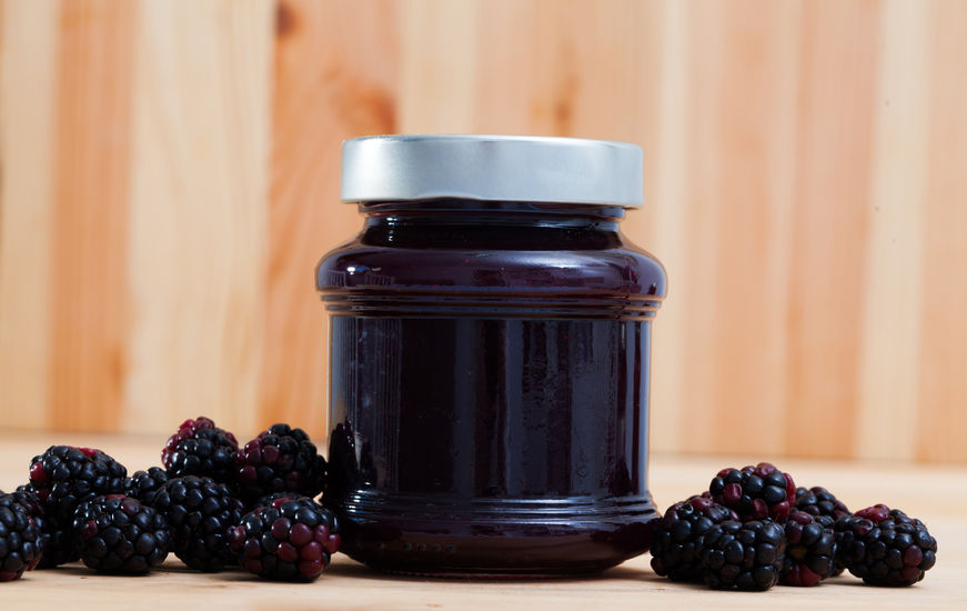 Bramenjam recept; Maak zelf je fruitbeleg