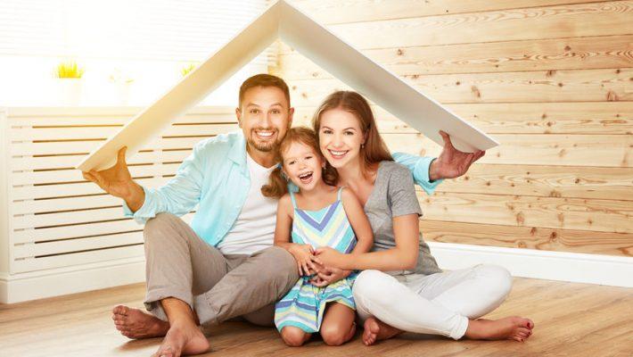 Voor hetzelfde geld; Gezinsuitbreiding in klein huis/appartement