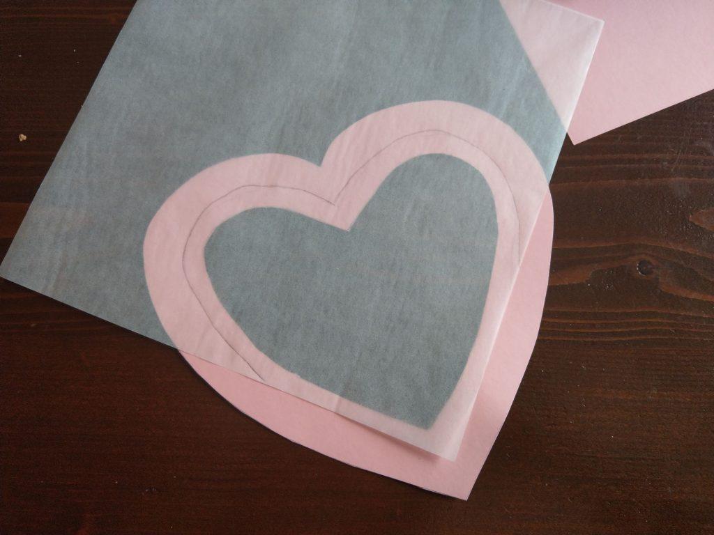 Knutselen Valentijn hart