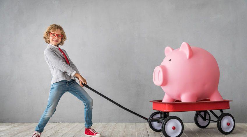 Zakgeld of werken voor het geld? Hoe leert je kind het beste omgaan met geld?