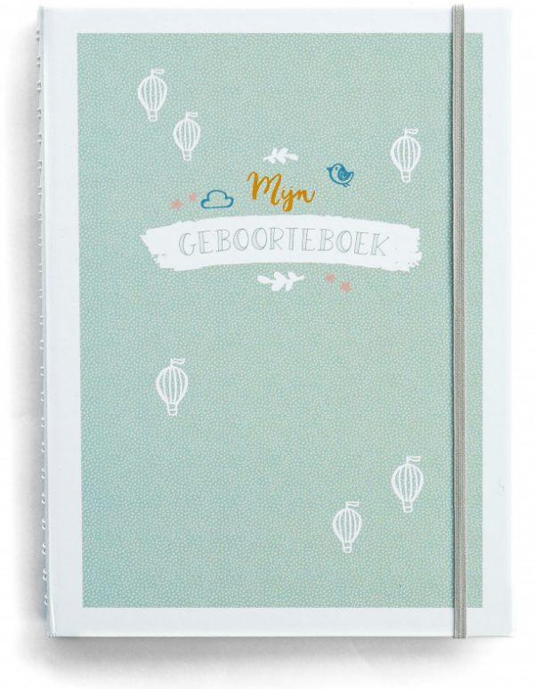 Maan Amsterdam Mijn geboorteboek kraambezoekboek kopen