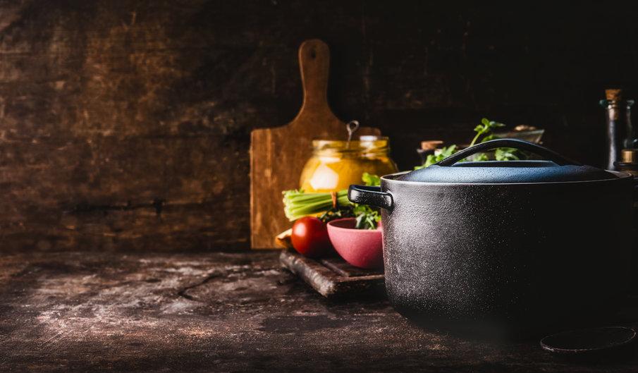 Recept hachee met champignons, lekker met rijst, pasta of aardappelen en rode kool
